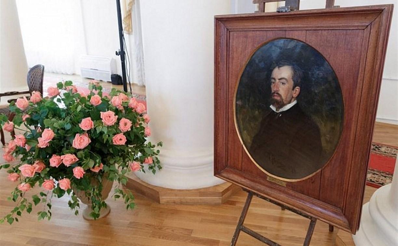 В Туле отметили 175-летие со дня рождения художника Василия Поленова