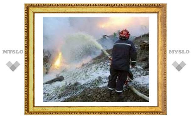 Одинцовский район готовятся эвакуировать из-за угрозы заражения