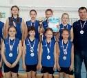 Юные тульские волейболистки стали серебряными призерами турнира в Калуге