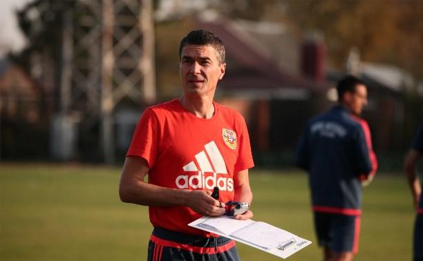 Виктор Булатов: «В Саратове хотим показать качественный футбол»