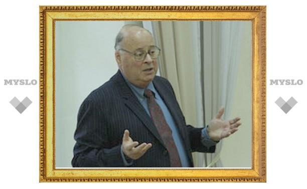 В Туле состоялся телемост с директором департамента внешней торговли штата Нью-Йорк Д. Шеем