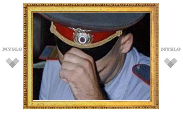 Под Тулой 28-летний мужчина избил сотрудника полиции