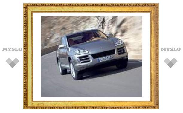 Porsche выпустит второе поколение Cayenne к 2010 году