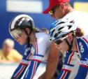 Тульские велосипедисты отличились на родном велотреке