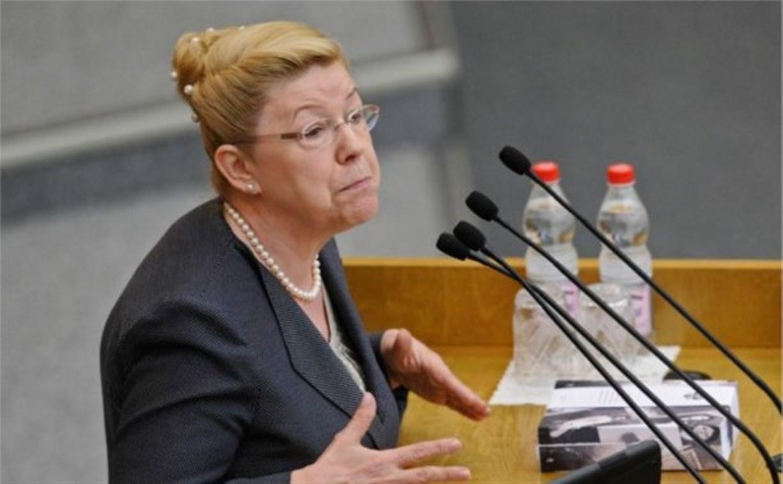 Елена Мизулина предложила лишать злостных алиментщиков поддержки от детей