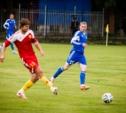 «Арсенал» одержал победу над московским «Долгопрудным»: 3:2