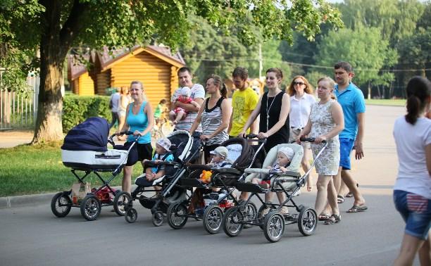 В Тульской области 40% матерей пожелали получить единовременную выплату