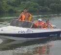 Тульская ГИМС проверила безопасность на Шатском водохранилище