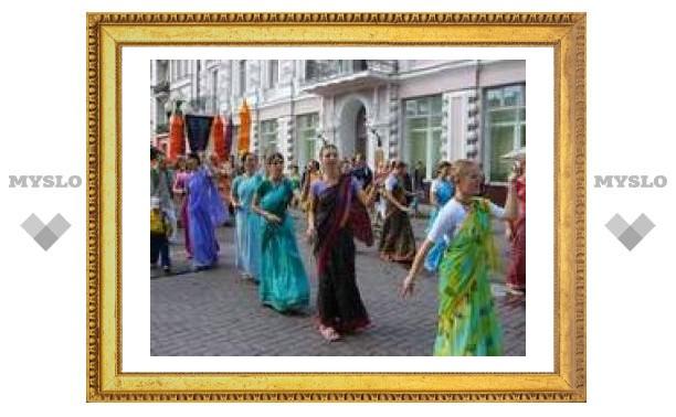 Тульская епархия потребовала запретить кришнаитов