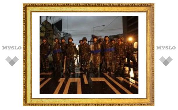 В столице Таиланда армия разгоняет сторонников оппозиции