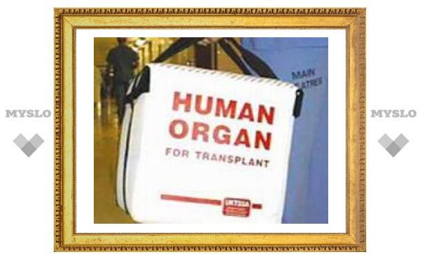 Минздравсоцразвития разрешит пересаживать органы детям