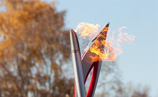 Паралимпийский огонь в Туле зажгут искрами от удара молота по наковальне