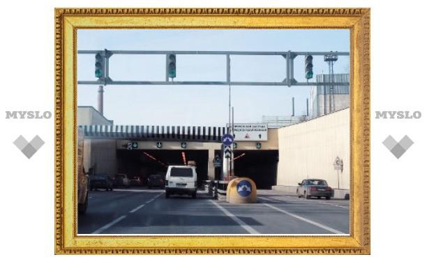 Лефортовский тоннель в Москве закроется на четыре дня