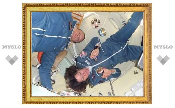Российский космический блогер сделал фоторепортаж о полете к МКС
