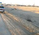 В Тульской области улетели в кювет четыре авто