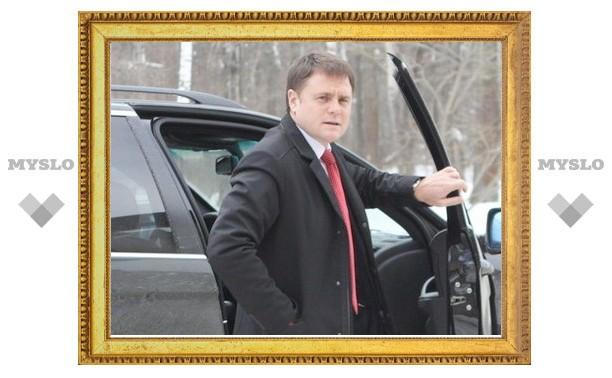 Владимир Груздев: «Тульские дороги - серьезный вызов для власти»
