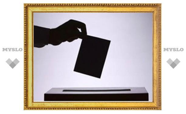 Предварительные итоги выборов Президента РФ в Тульской области