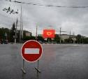 В связи с проведением футбольных матчей в Туле ограничат движение