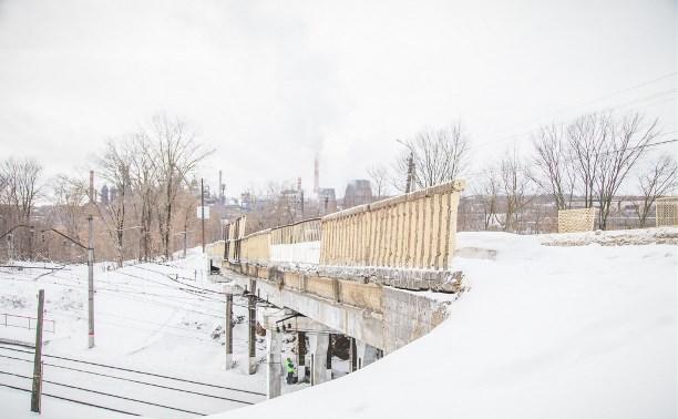 В Туле с 18 января частично перекроют мост на Орловском шоссе