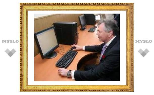 В ТулГУ открылся новый компьютерный класс