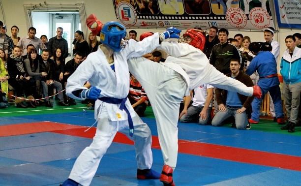 В Щёкино пройдет открытое первенство по рукопашному бою