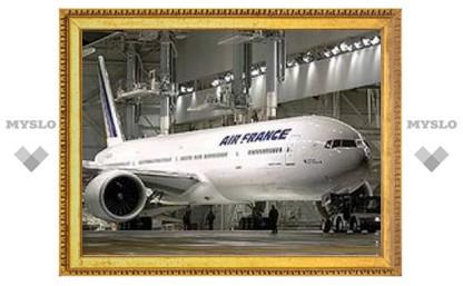 Экипаж Air France отказался лететь в Мексику