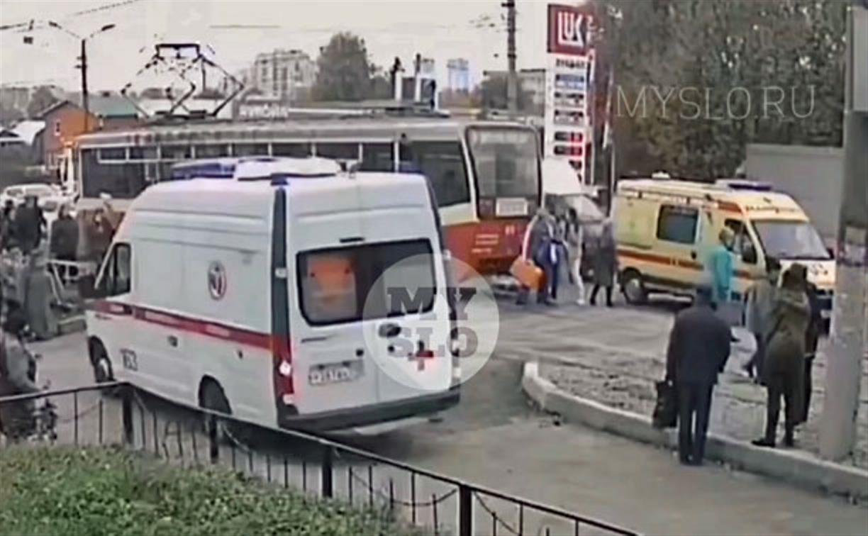 Сбитый трамваем на ул. Металлургов ребенок скончался в больнице
