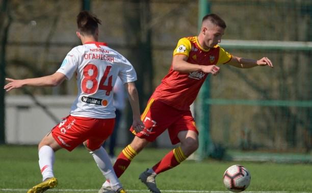 «Спартак» разгромил молодежку «Арсенала» – 5:0