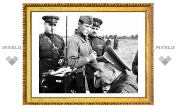 В Туле снимают фильм про генерала Маргелова