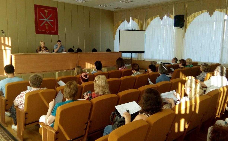 В Центральном округе проведены встречи с жителями