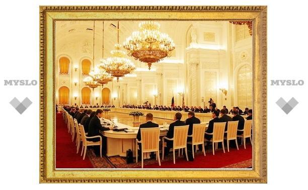 Владимир Груздев вошел в состав президиума Госсовета