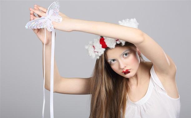 """""""Лучшая модель года – 2014"""" – Ангелина Мартынова!"""