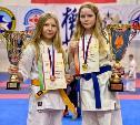 Тульские каратистки завоевали медали на первенстве России по киокусинкай