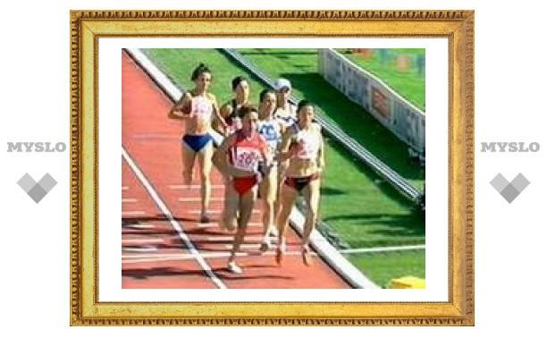 Тульская легкоатлетка вышла в финал
