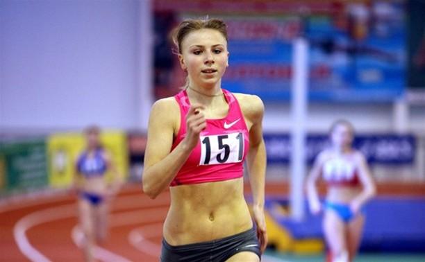 Тульская легкоатлетка установила новый рекорд области