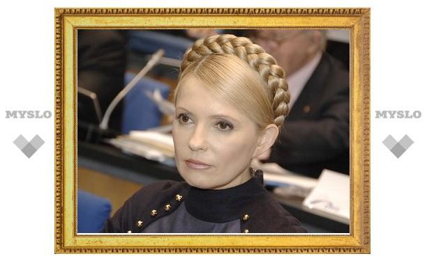 Судья объявил Тимошенко виновной