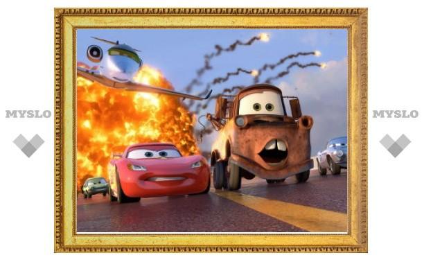 Лидером российского проката стал мультфильм от Pixar