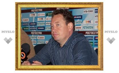 Тренер ЦСКА оценил шансы команды на выход в 1/4 финала Лиги чемпионов
