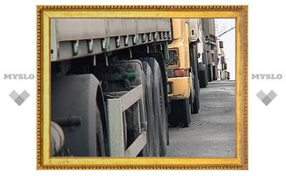 В Москве грузовикам запретят заезжать в пределы ТТК