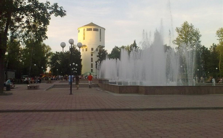 Алексей Дюмин предложил сделать в Кировском сквере скалодром из водонапорной башни