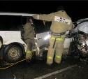 Полиция разыскивает свидетелей ДТП с пятью погибшими