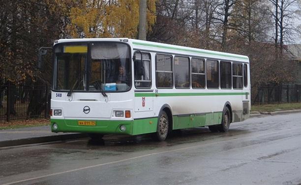 Автобус №25 будет ходить до поселка Угольный
