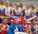 Тульский ветеран завоевал золотую медаль на Европейских играх ветеранов спорта – 2015