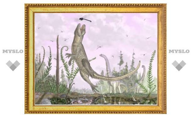 В Танзании нашли древнего крокодилокота