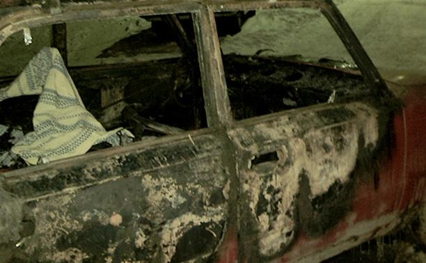 В Донском ищут угонщиков-поджигателей