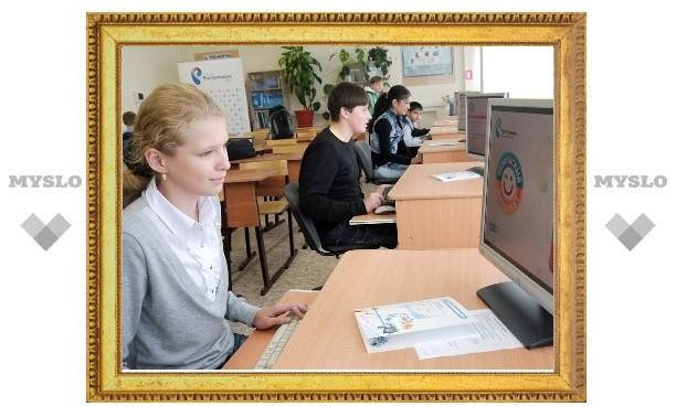"""""""Ростелеком"""" рассказывает тульским школьникам о безопасном интернете"""