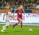 Лука Джорджевич вернулся в тульский «Арсенал»