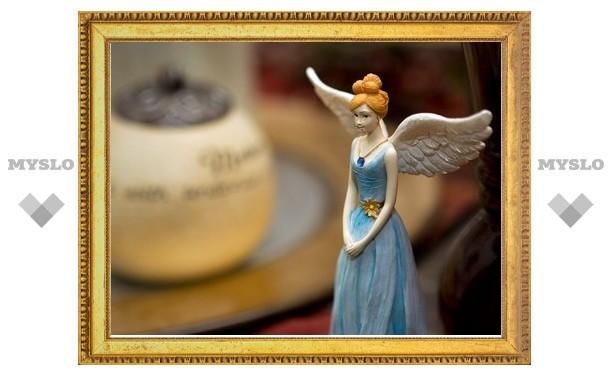 Маленьким тулякам расскажут об ангелах