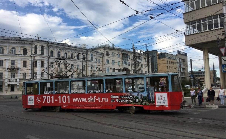 Почему трамвай сошел с рельсов: комментарий «Тулгорэлектротранса»
