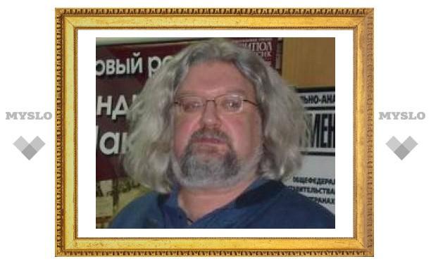 Писатель Максимов нажаловался тулякам